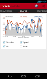 Runtastic Road Bike PRO Screenshot 6