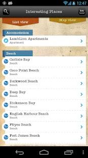 iLandGuide Antigua & Barbuda- screenshot thumbnail