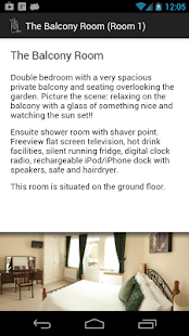 A Great Escape Guest House- screenshot thumbnail