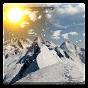 Зимние Горы Живые Обои icon