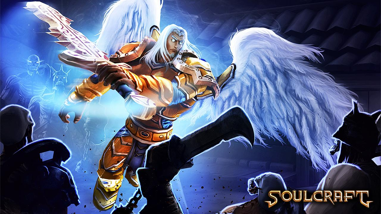 SoulCraft - Action RPG (free) - screenshot