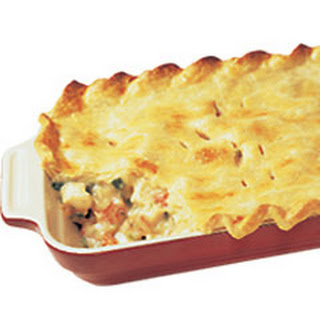Chicken Pot Pie Without Vegetables Recipes.