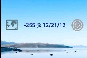 Screenshot of Countdown to 12/21