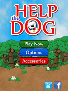 Help the Dog Free- screenshot thumbnail