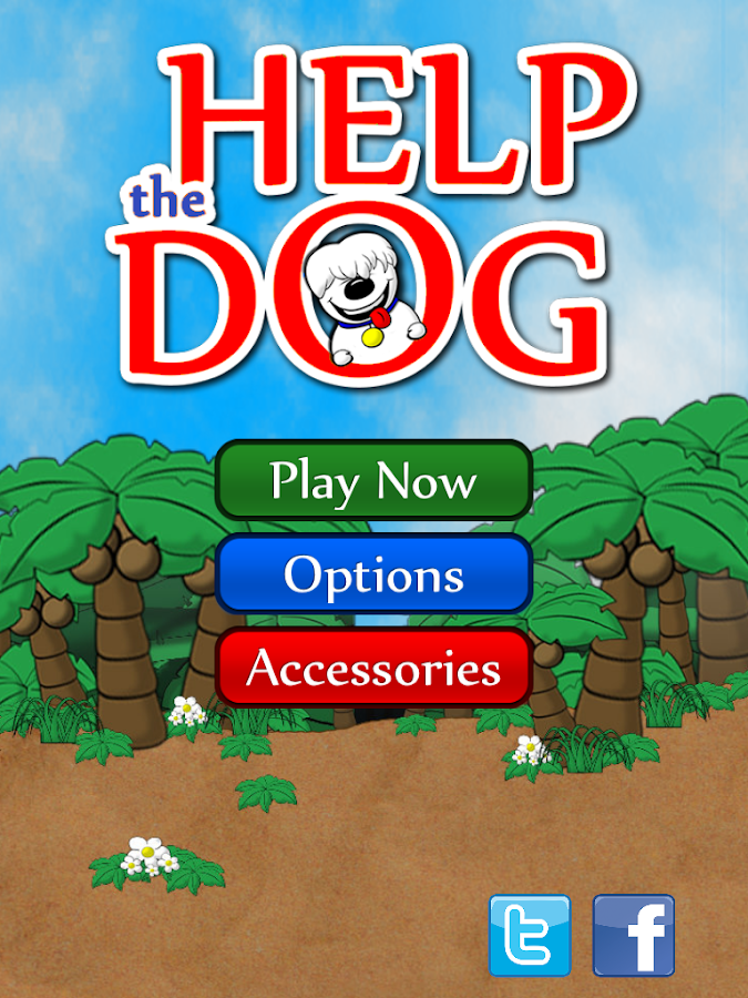 Help the Dog Free- screenshot