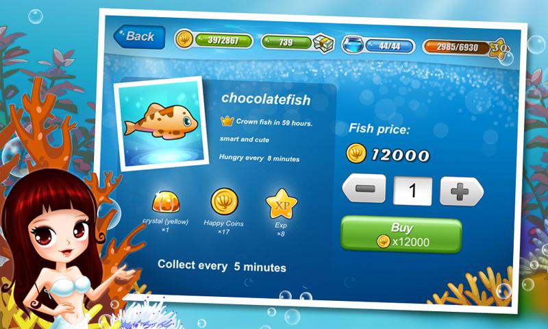 Happy Fish - screenshot
