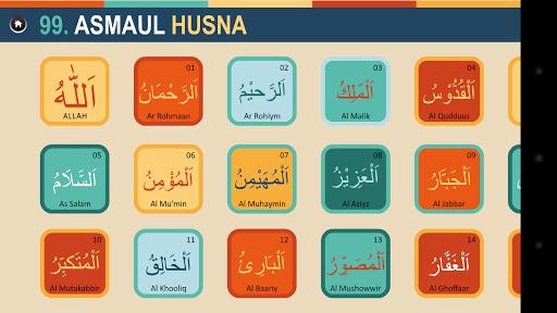 Asmaul Husna 1.0.1 screenshots 2