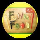 Yemek Tarifleri Funny Food icon