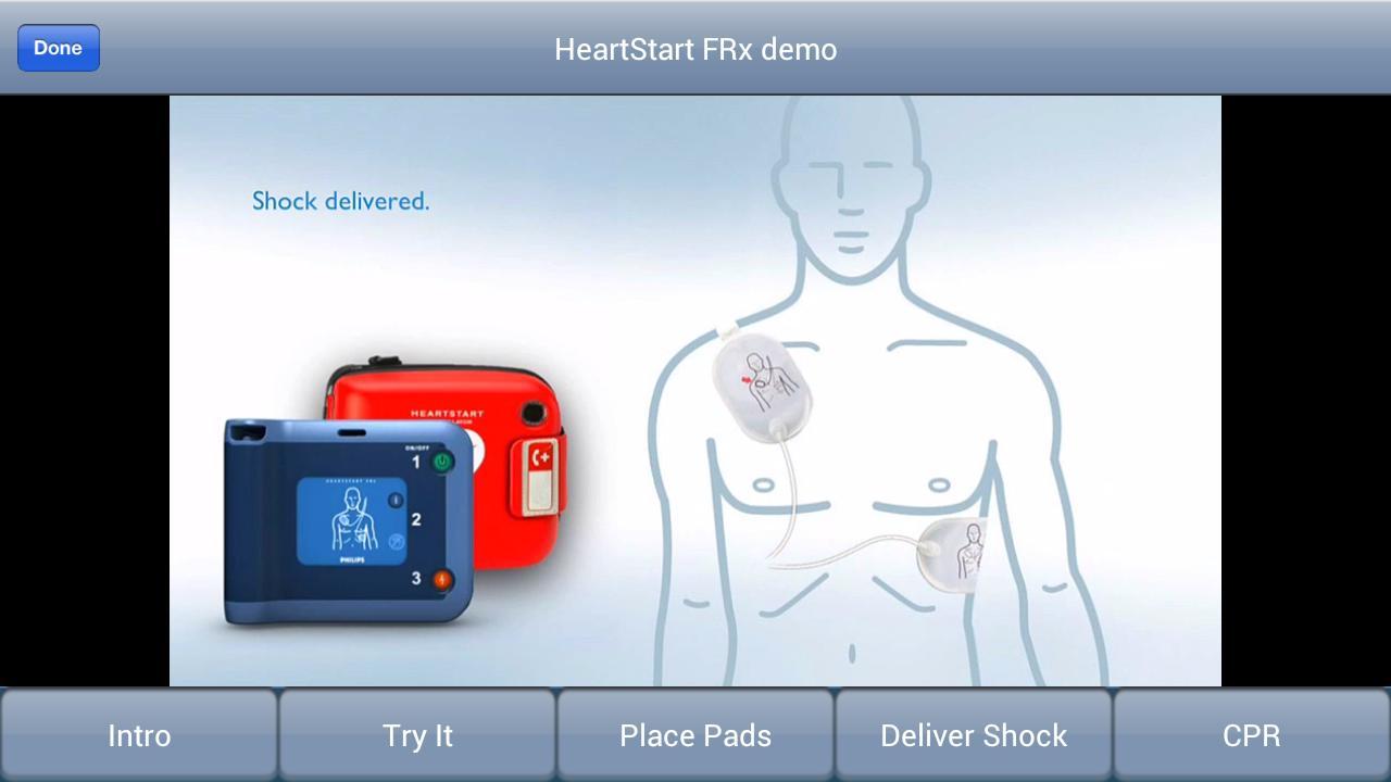 HeartStart - screenshot