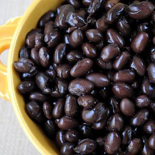 Black Bean Ice Cream