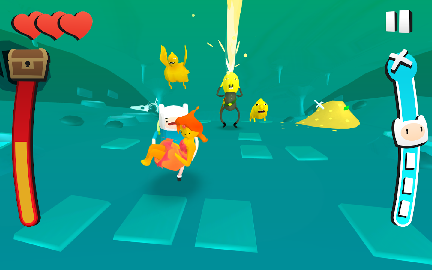 Time Tangle - Adventure Time- screenshot