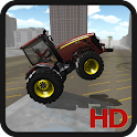 Tractor Simulator HD icon