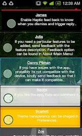 SMS Flash Screenshot 7
