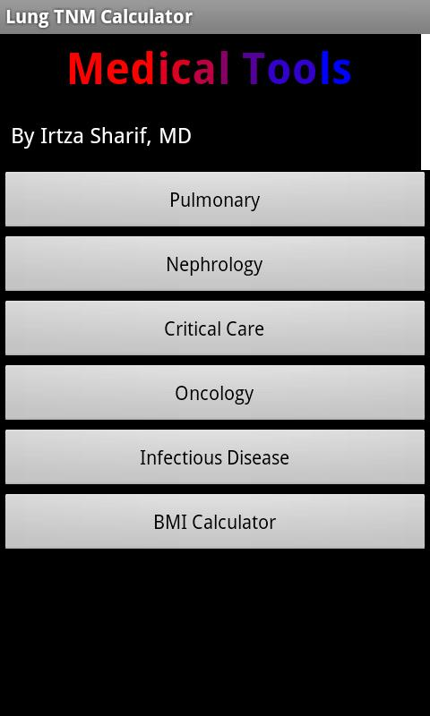 Medical Tools - screenshot