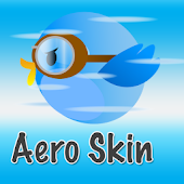 Aero Skin for QuickTweet