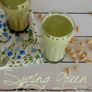 Spring Green Smoothie Recipe