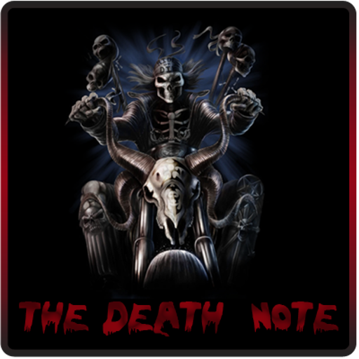 The Death Note 娛樂 App LOGO-APP試玩
