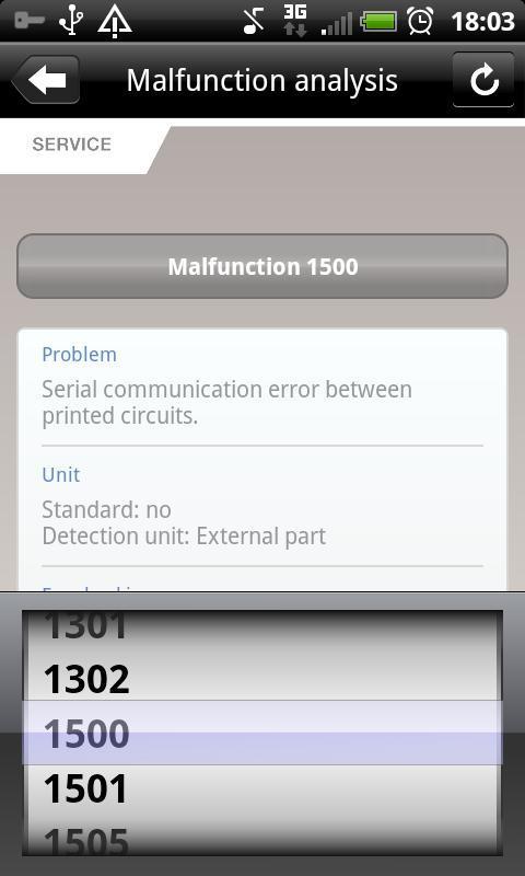 Mitsubishi Electric Service– скриншот