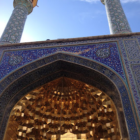 Mosque in Qom Iran by Shelina Khimji - Buildings & Architecture Places of Worship (  )