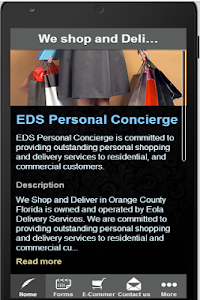 We Shop And Deliver Orlando screenshot 0