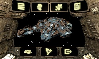 Screenshot of Trigalaxy Sci-Fi RPG