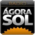 Agora Sol Radio logo