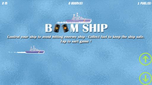 Boom Ship
