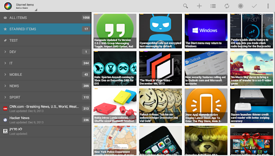 Feedly extension for News+ - screenshot thumbnail