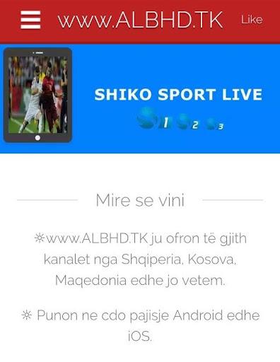 ALBHD SHQIP TV