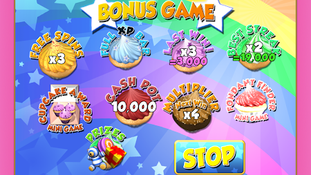 Cupcake Frenzy Slots 1.0.6 screenshot 89664