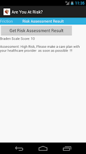 Braden Scale 4 Pressure Ulcer- screenshot thumbnail