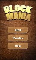 Screenshot of Block Mania Free