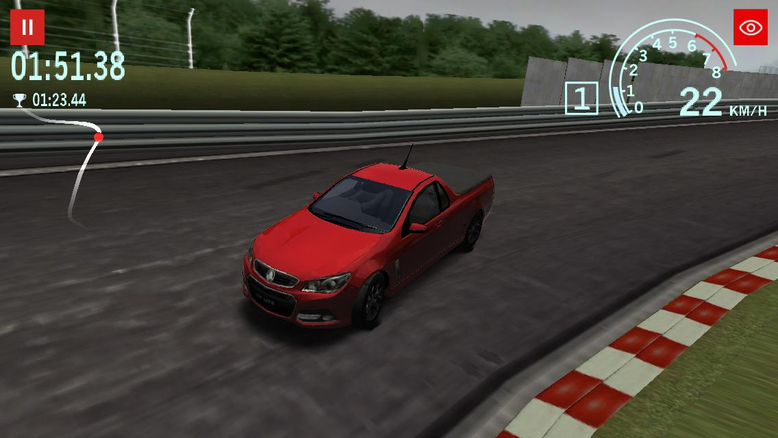 Holden World Record Ute- screenshot
