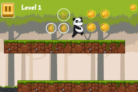 Run Panda Run - Endless runner- screenshot thumbnail