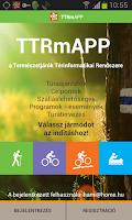 Screenshot of TTRmAPP