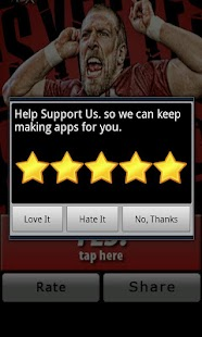 Daniel Bryan YES! App - WWE - screenshot thumbnail