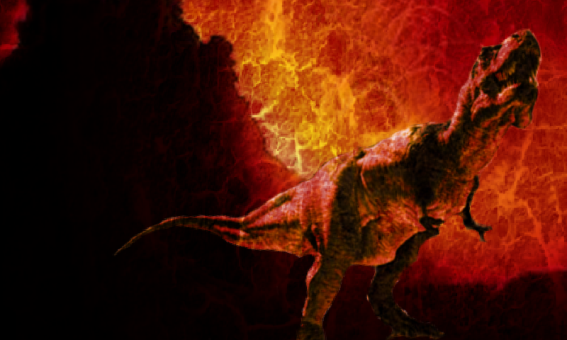 Dinosaur Fight - Online Game - screenshot