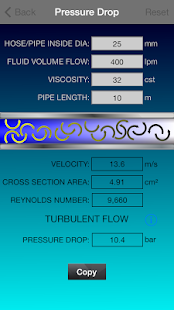 Hydraulic Calculator- screenshot thumbnail