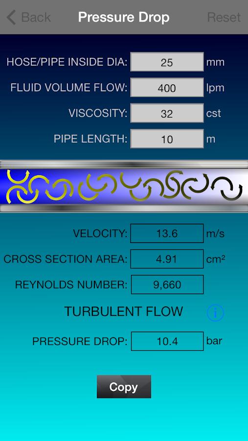 Hydraulic Calculator Android Aplikacije Na Google Playu