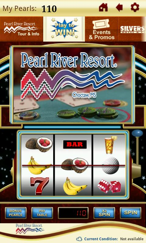 Pearl River Resort - screenshot