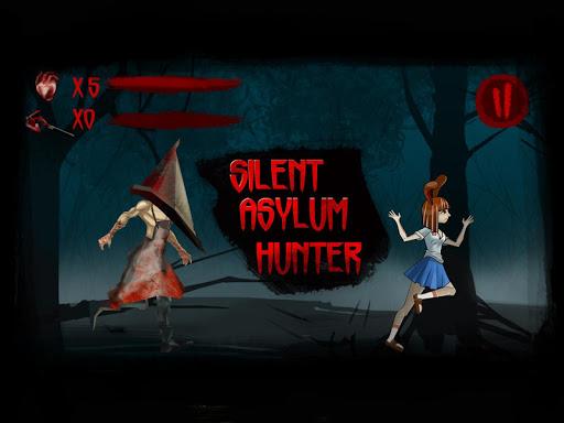 Silent Asylum Hunter