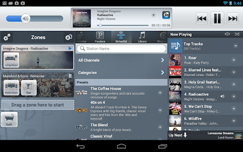 NuVo Player- screenshot thumbnail