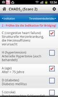 Screenshot of Bridging App
