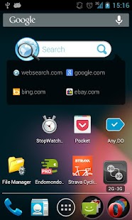 Web Search Browser- screenshot thumbnail