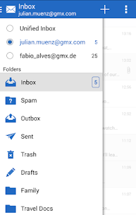 GMX Mail Screenshot 13
