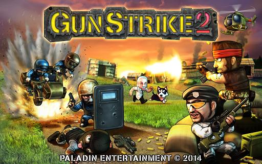 لعبة Gun Strike 2 v1.1.7 [Mod Money/Ad-Free] لجوالات الاندرويد