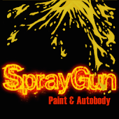 Spray Gun Auto Body