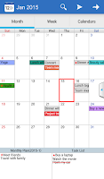 Screenshot of Caros Calendar& Diary& Planner