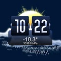 Weather & Flip Clock Widgets icon