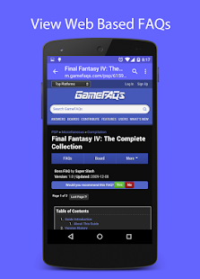 FAQr - screenshot thumbnail